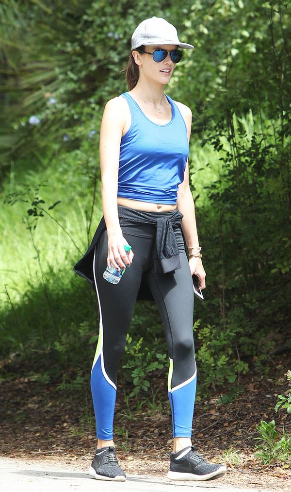 cute hiking outfits to copy from celebrities  whowhatwear
