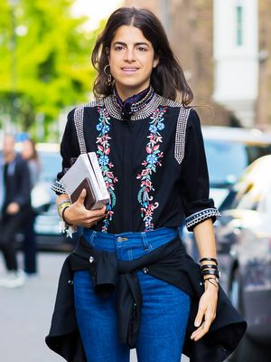 Leandra Medine Designed the Naked Shoes You'll Wear All Summer