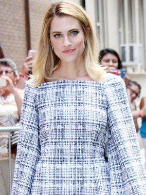 Here's Why Allison Williams Is Giving Away a Ton of Sneakers