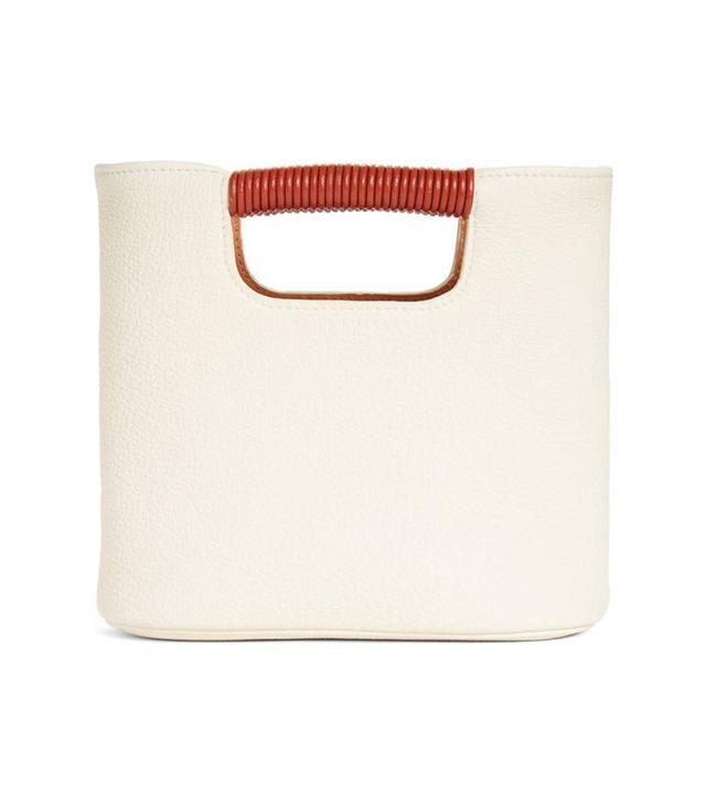 Mini Birch Leather Tote -
