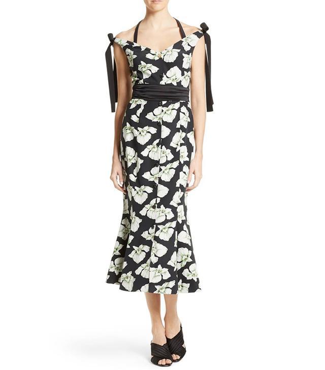 Women's Cinq A Sept Blakely Off The Shoulder Dress