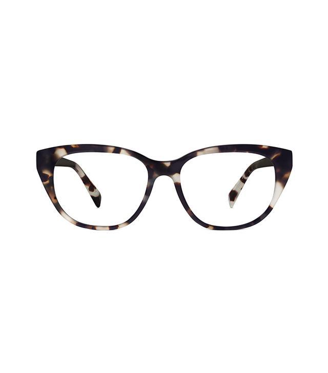 Warby Parker Olive