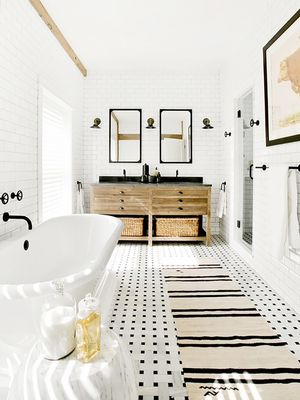 Could This New Bathroom Trend Be the Next Claw-Foot Tub?