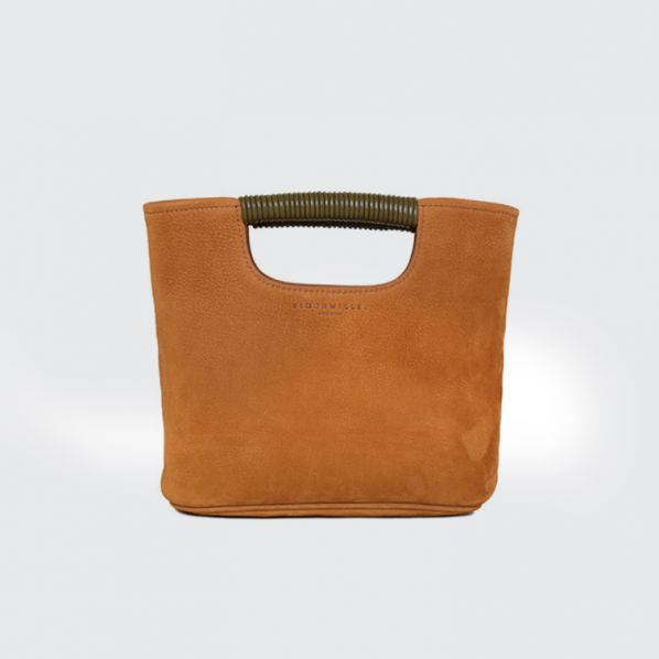 Simon Miller Mini Birch Bag in Malt