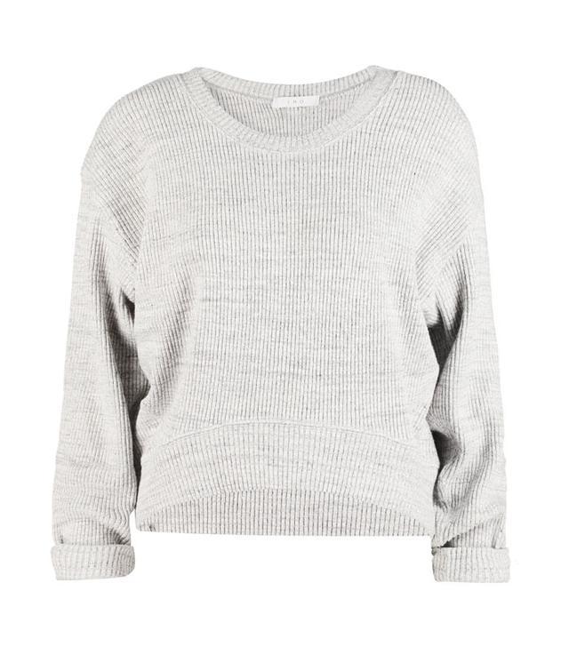 IRO ribbed cotton blend jumper