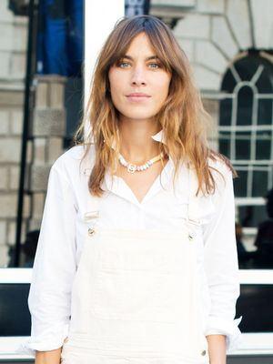 Forget Leggings, This Is How Alexa Chung Does Athleisure When in L.A.