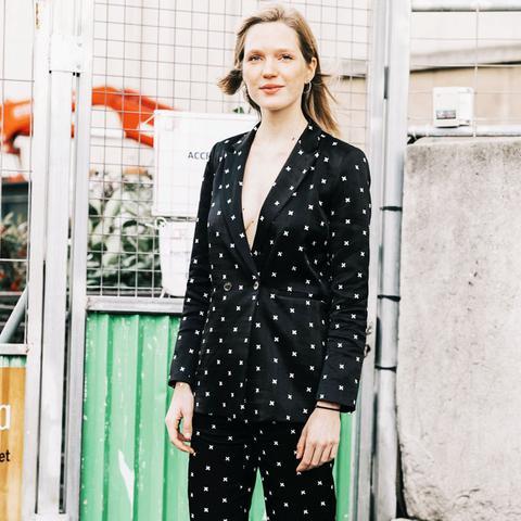Graduation Outfit Ideas: The Trouser Suit