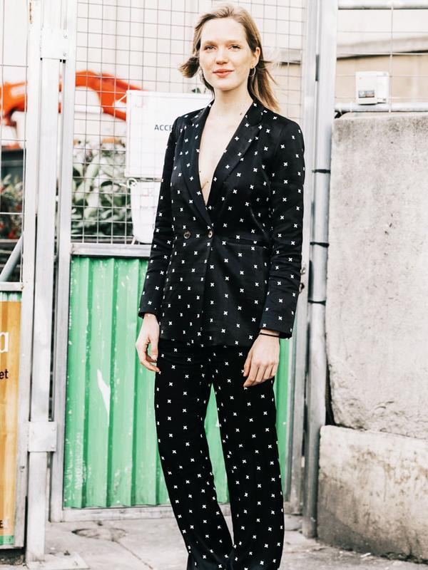 Graduation Outfit Ideas:The Trouser Suit