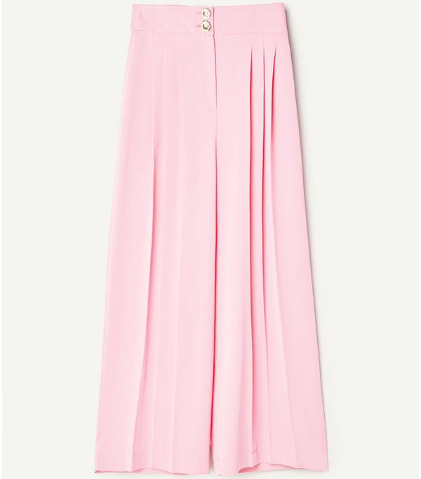 Graduation outfit ideas: Uterqüe Pink Skort