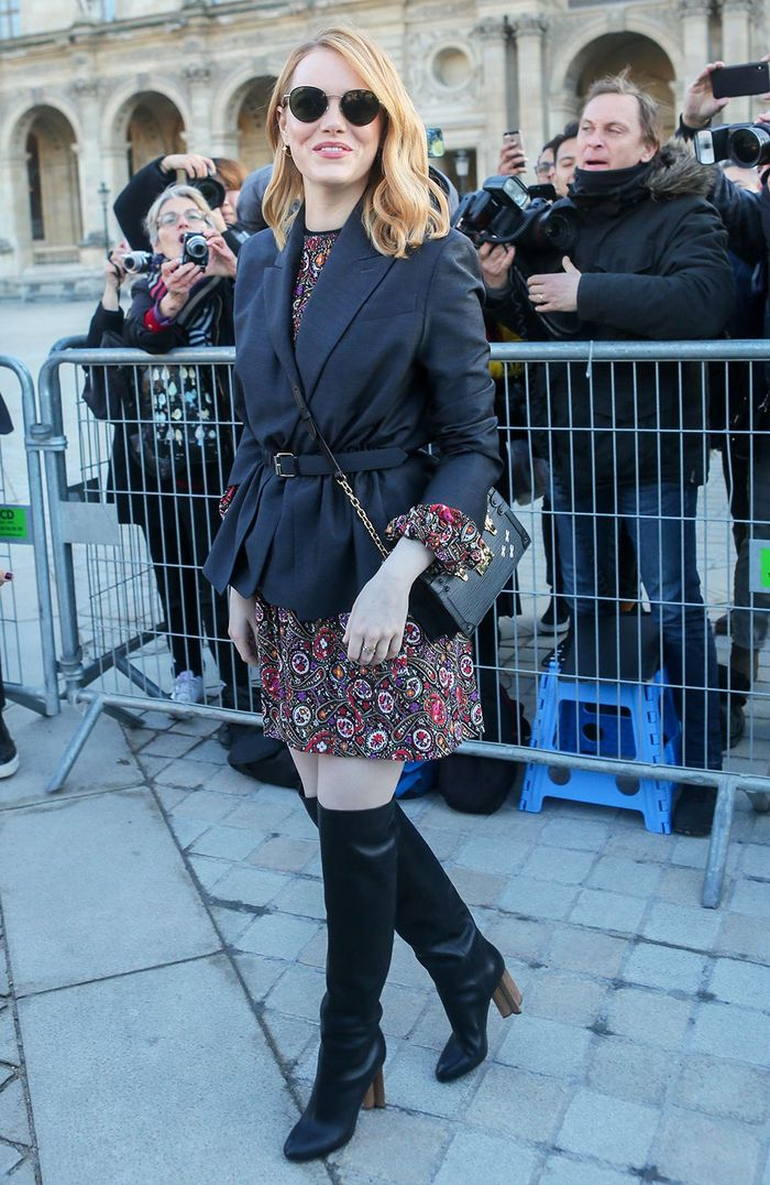 The Best Of Emma Stone S Style Who What Wear
