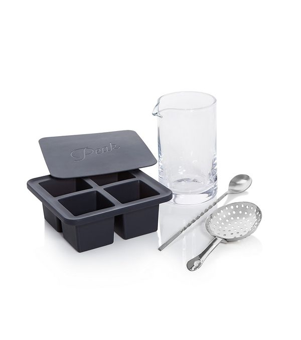 W & P Design The Stirred Cocktail Kit