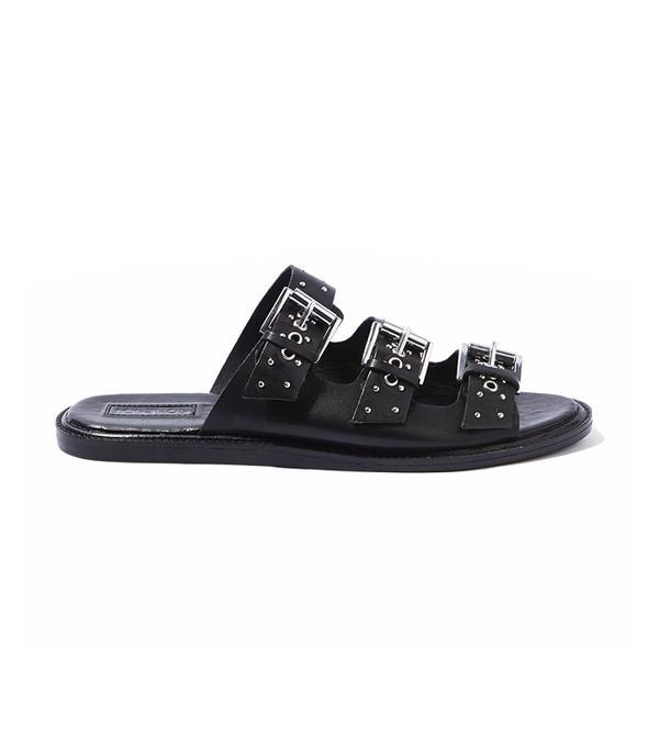FAMOUS Studded Sandals