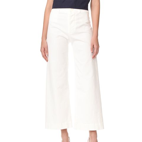 Ryan High Waisted Wide Leg Pants