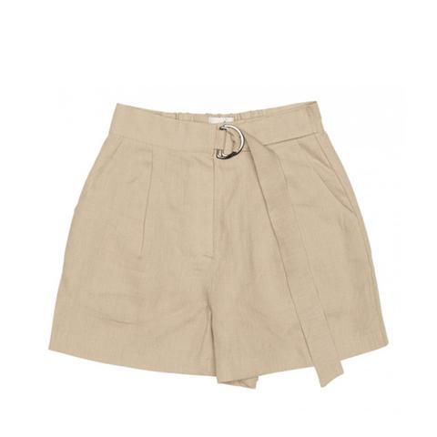 A Linen Shorts