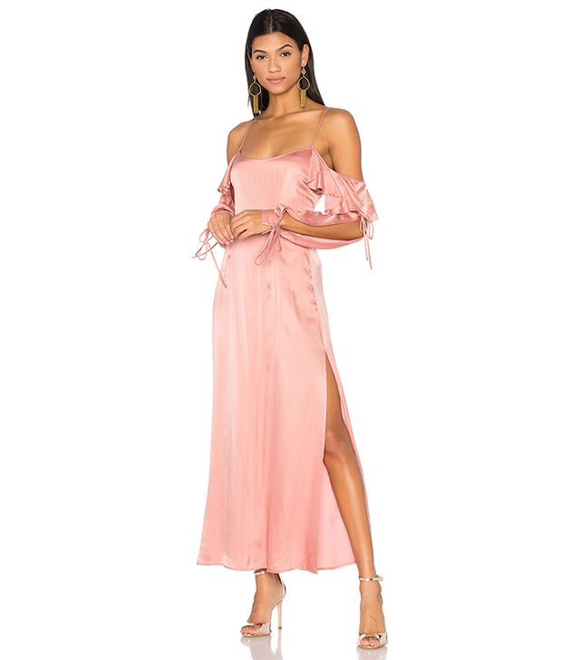 Dress 125 in Rose. - size S (also in M,XS)