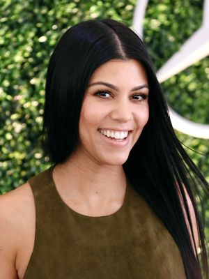 The (Baby) Man Bun Reigns Supreme in Kourtney Kardashian's New Nantucket Photos