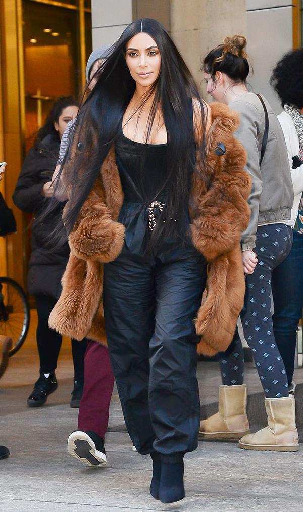 Kim Kardashian 39 S Style Whowhatwear Au