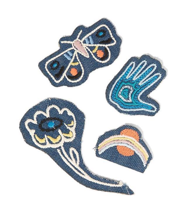 denim patches