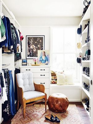 The Closet-Cleaning Trick Taking Over Pinterest