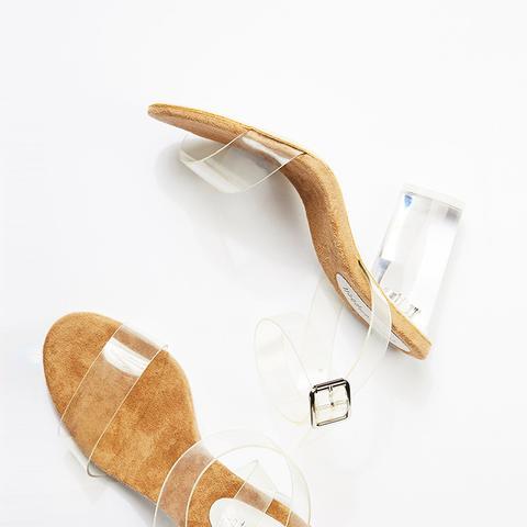 Glass Slipper Heel
