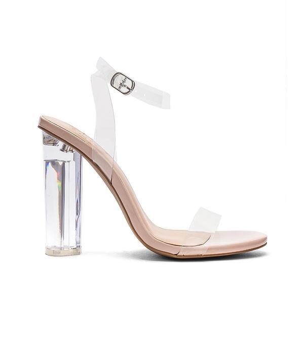 Arianna Heel in Beige. - size 10 (also in 6.5,8)