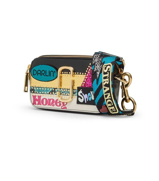 Marc Jacobs Kaia Snapshot Small Camera Bag