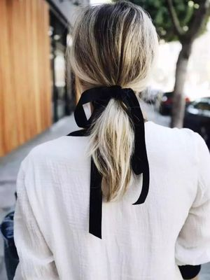 If You Like a Ponytail, You'll Love These Easy 5-Minute Hairstyles
