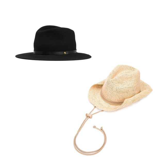 new ways to wear your hat whowhatwear au