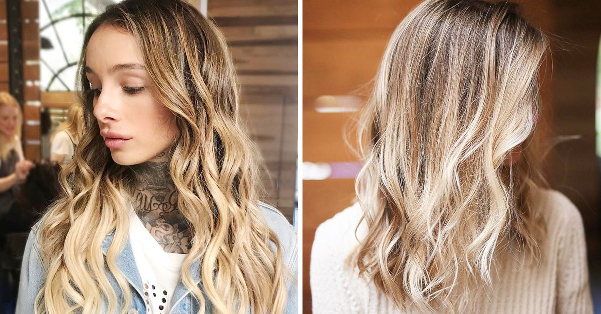 This New Blonde Hair Trend Is About To Take Over Byrdie Au
