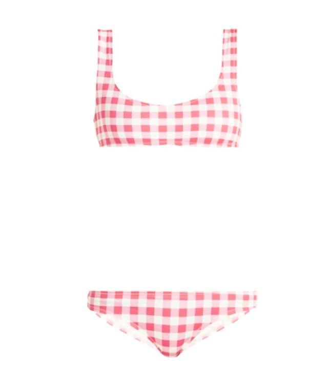 Hailey Baldwin bikinis: Elle Bikinis
