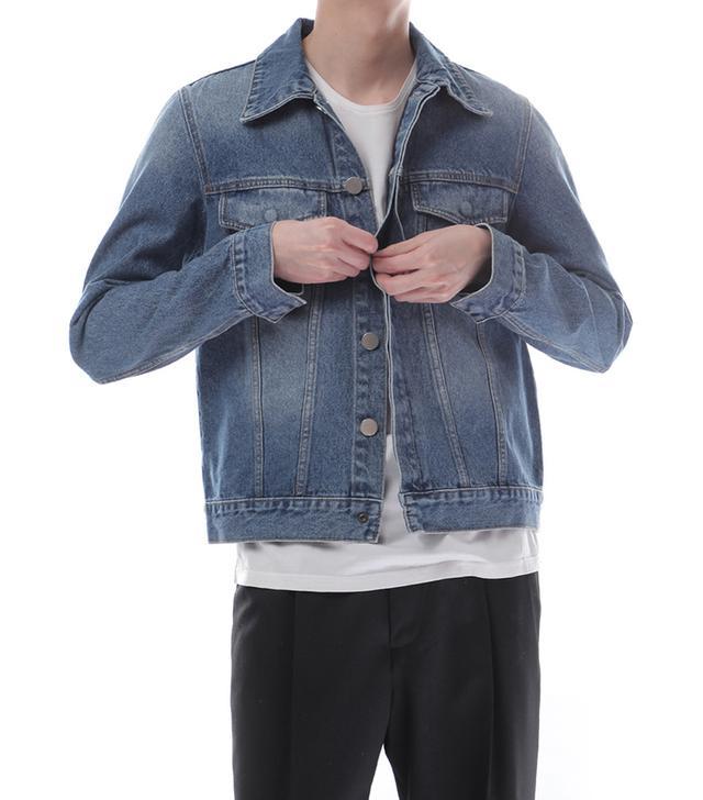 Blindness Timeless Vintage Denim Jacket