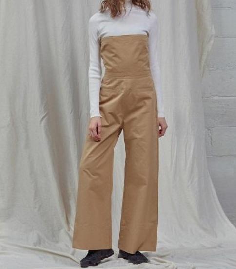 Agender Cotton Jumpsuit