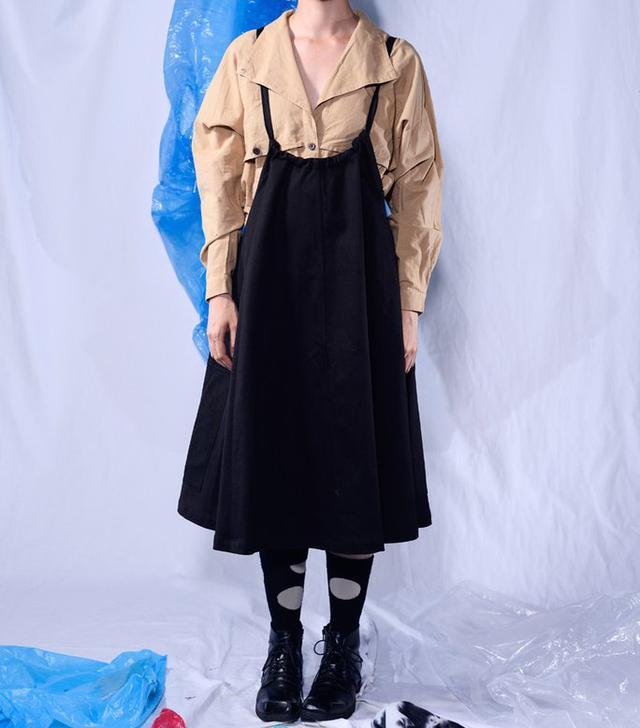 69 Halter Dress