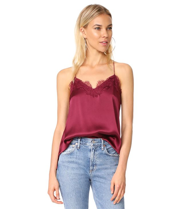Cami NYC The Racer Top