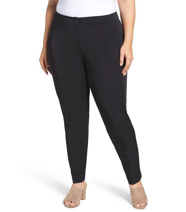 Plus Size Women's Persona By Marina Rinaldi Risata Slim Leg Pants