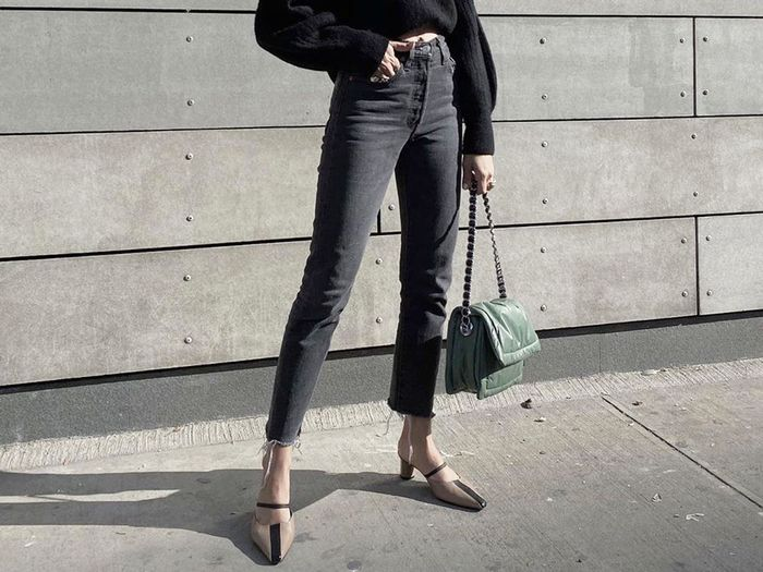 The Jeans Every Petite Woman Should Own