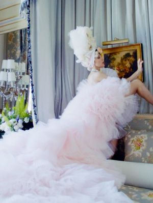 Watch Celine Dion Parade Through Paris in the Wildest Couture Looks