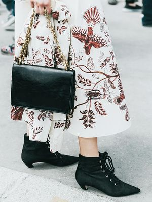 The Ankle Boot Trends Everyone's Will Be Wearing