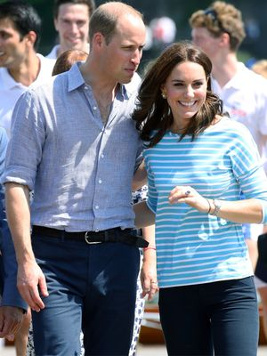 Kate Middleton Went Rowing in These Affordable, Celeb-Loved Sneakers