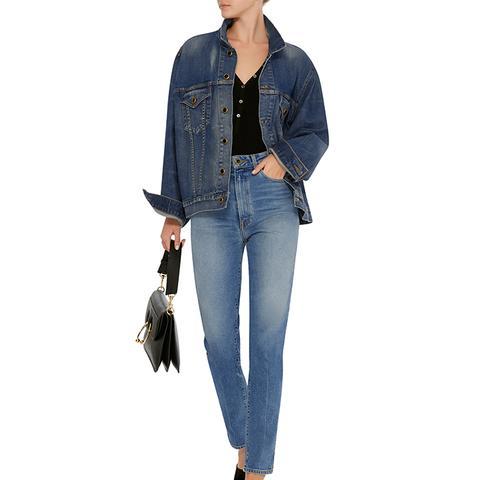 Vanessa High-Rise Skinny Jeans
