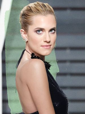 Why We're Obsessed With Allison Williams's Anti-Stress Routine