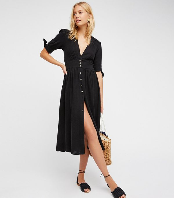 Love Of Life Midi Dress by Endless Summer at Free People