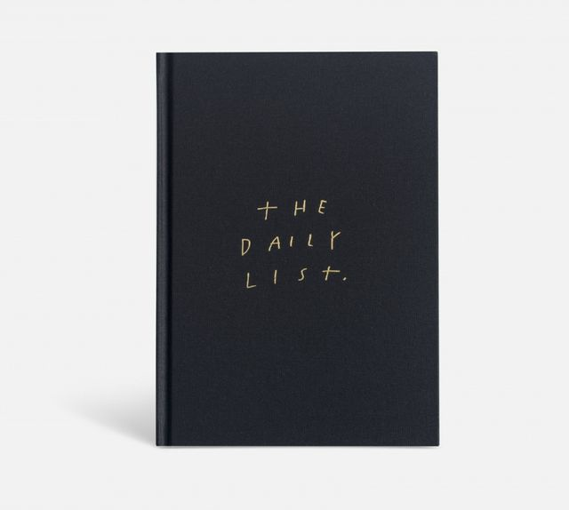 Blackist The Daily List Notebook