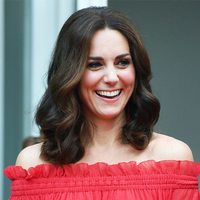 The Duchess of Cambridge Has Swapped Her Nude Courts for These