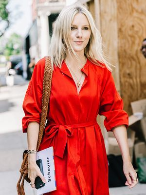 Apparently You Should Never Wear This Summer Dress to Work