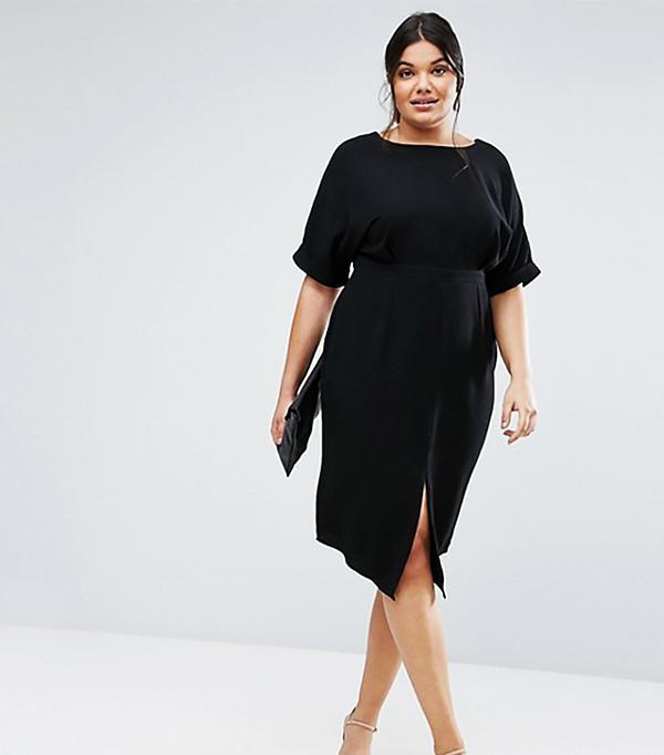 Best Summer Dresses for Work: ASOS Smart Midi Dress