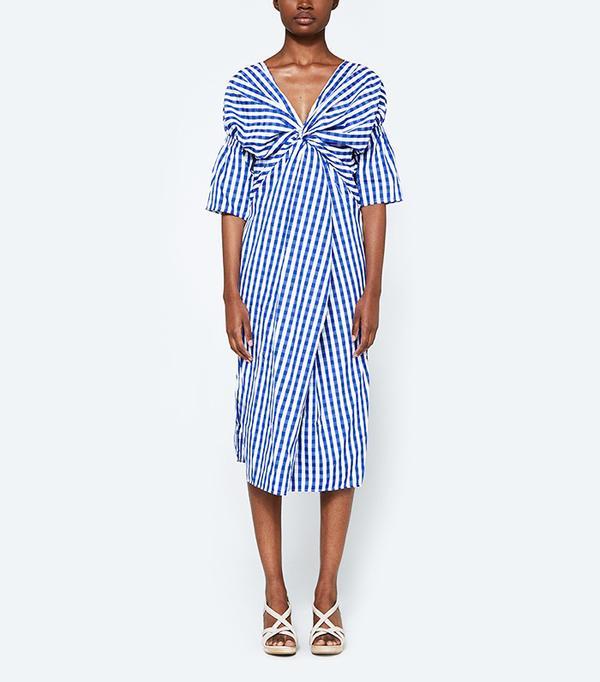 Best Summer Dresses for Work:  Daytona Dress in Cobalt