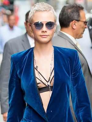 Whoa—Cara Delevingne Sounds Incredible on Her New Song