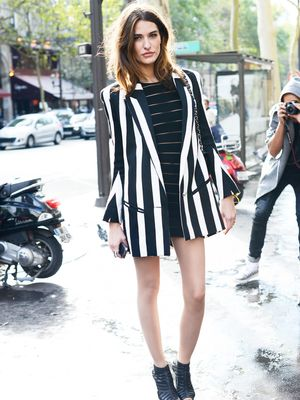 The #1 French-Girl Style Myth That Isn't True, From Olivier Rousteing