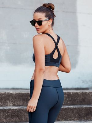 How to Get Rid of Saddlebags With 5 Toning Workouts
